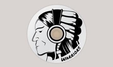 Logo sample_album cover